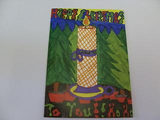 This is Lauren's Card