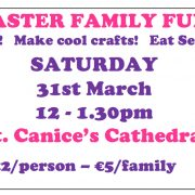 Easter Family Fun - Saturday 31st March - St. Canice's Cathedral
