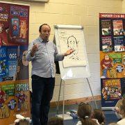Alan Nolan - author visit